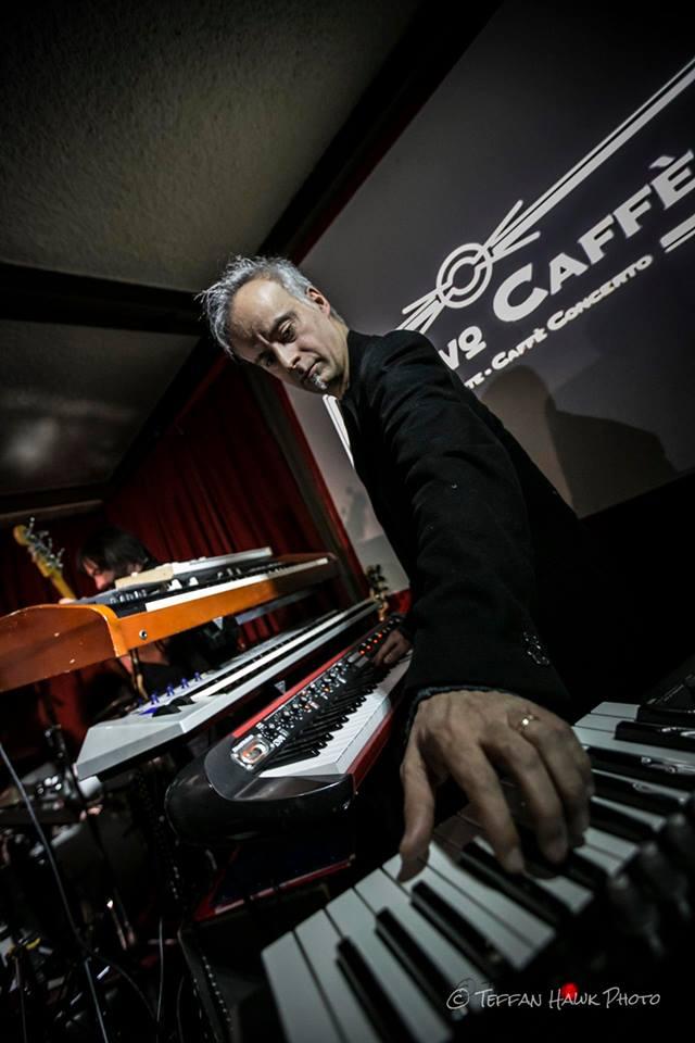 Riccardo Cesari @ Bravo Caffè Bologna